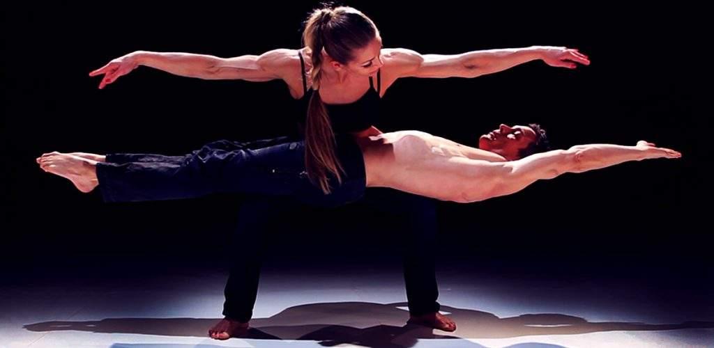 La fuerza y la coordinación no es suficiente. Necesitan algo que no todas las parejas tienen 8