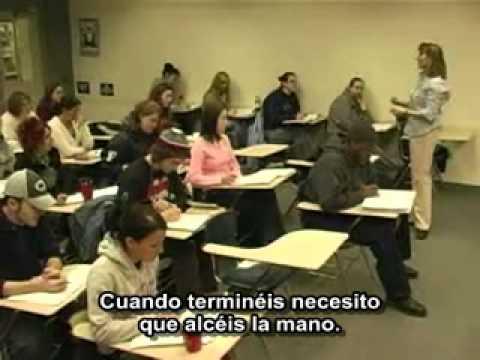 """Esta profesora es capaz de inducir """"indefensión aprendida"""" a sus alumnos en sólo ¡5 minutos! 6"""