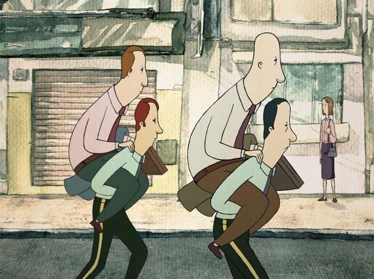 Un corto de animación que cambiará radicalmente la percepción sobre tu entorno y vida cotidiana 2