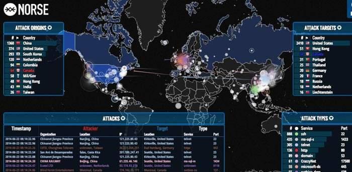 Mira cómo ahora mismo el mundo entero se encuentra en una colosal e invisible ciber guerra 16