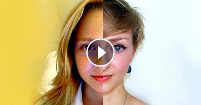 Esta chica con un raro trastorno se fotografió cada día durante 6,5 años. Así logró superarlo. 20