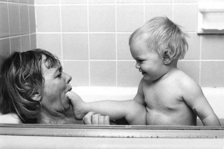 Ken Heyman maternidad fotografia