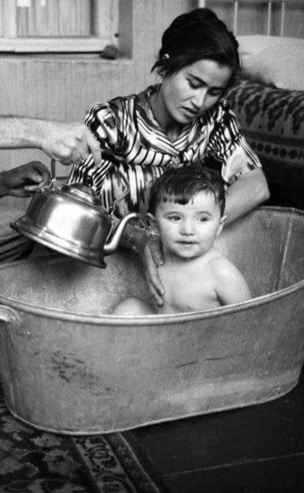 Ken Heyman muhimu baño