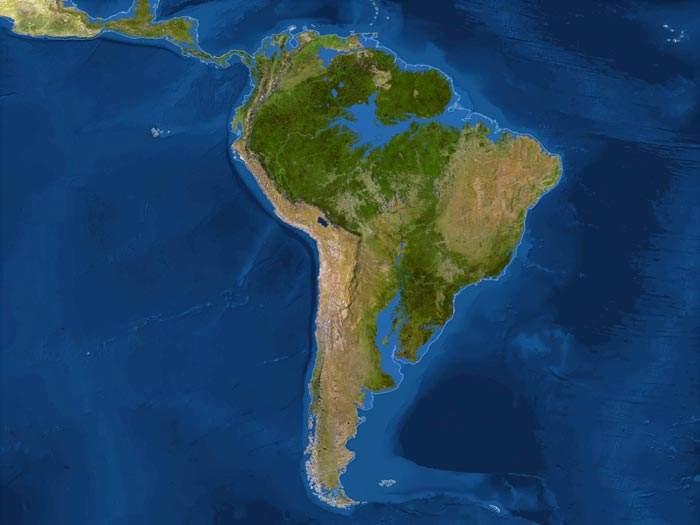 Deshielo de América del Sur