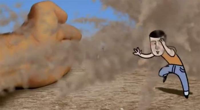 Un perturbador vídeo resume en 90 segundos la tragedia de vivir en la Franja de Gaza 20