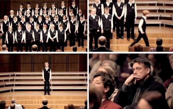 Estos niños empezarán a abandonar el escenario dando una lección magistral a todos 12