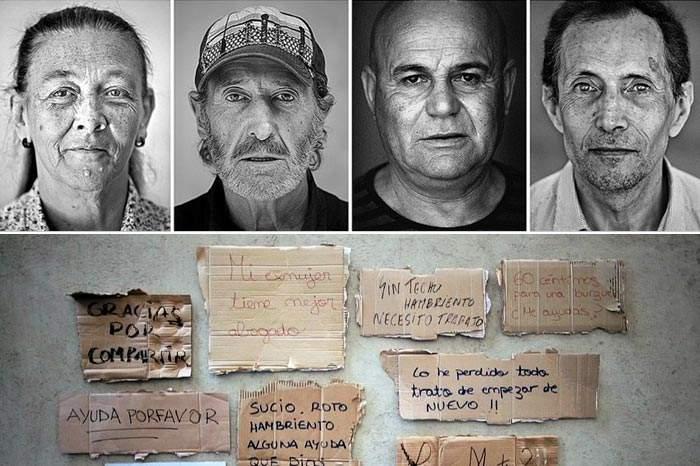 Descubre por qué la caligrafía de estas personas sin hogar puede ser su salvación 10