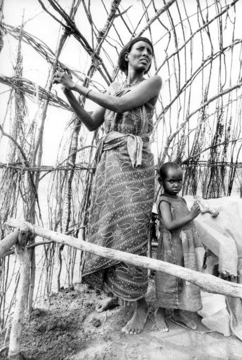 maternidad africa Ken Heyman