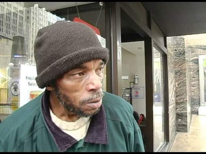 El discurso más emocionante de una persona sin hogar contando por qué no puede conseguir un trabajo 2
