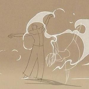 Un corto une de forma sublime animación y romanticismo en una pieza audiovisual de gran belleza 7