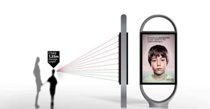 La campaña contra el maltrato que sólo los niños podrán ver. ¡No accesible para adultos! 12