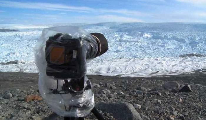 Mira cómo tiene lugar el desprendimiento de hielo más grande jamás visto 12