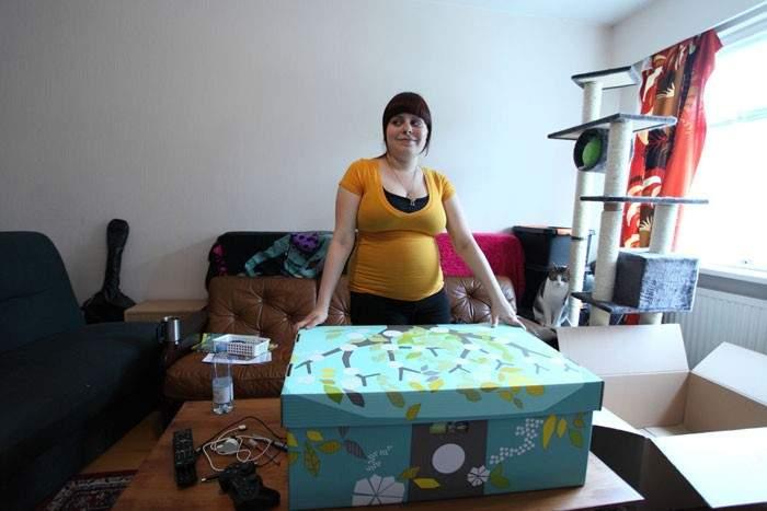 """""""Esta es la caja en sí"""""""