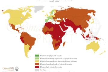 28 mapas que demuestran la profunda discriminación que vive la mujer en el mundo 6