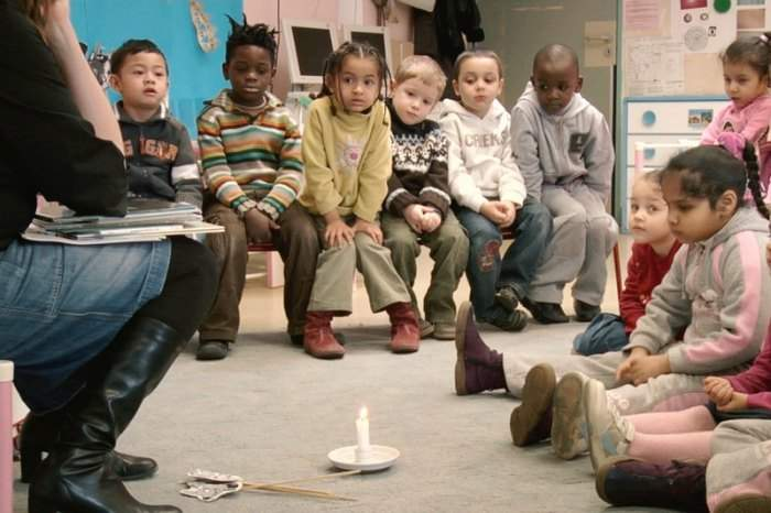"""""""Solo es el principio"""", la película documental que demuestra el valor de la filosofía entre los más pequeños 1"""
