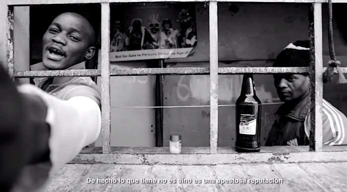 Un mallorquín ha rescatado de las sombras lo que Nelson Mandela no querría ver en sus calles 8