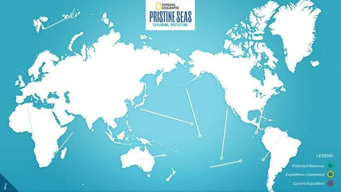 Estos son los últimos mares prístinos que aún quedan en nuestro planeta 16