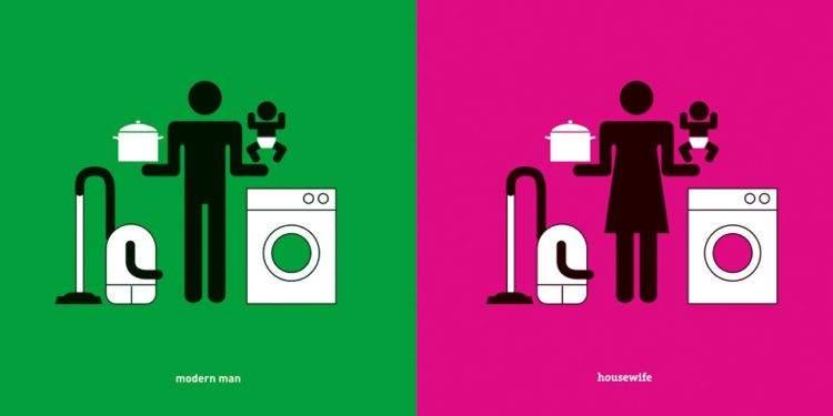 reparto tareas hogar sexista