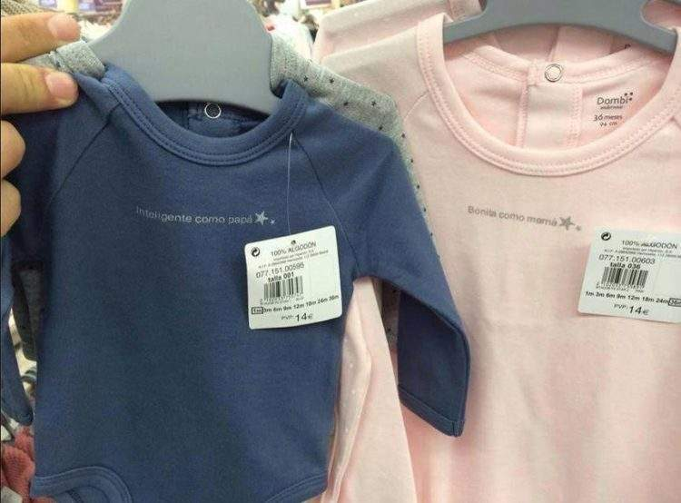 sexismo corte ingles moda