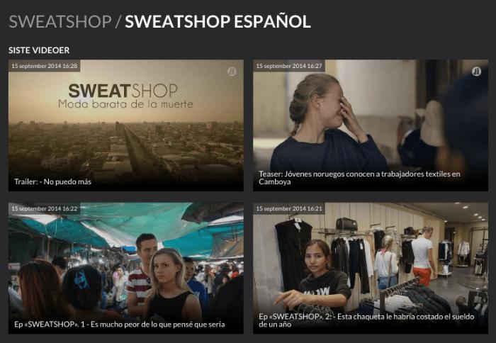 Antes de ir de Rebajas, deberías ver SWEATSHOP: el vídeo que pone en jaque al mundo de la moda 15
