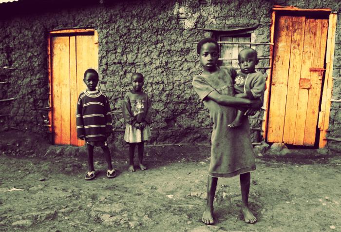 Las puertas más inquietantes de la extrema pobreza 8