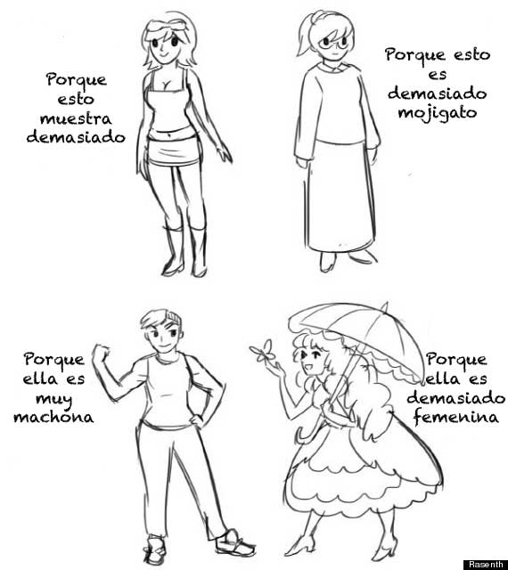 moda comic