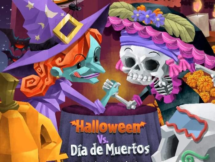 ¿Día de Santos, de Muertos o de Halloween? Te seleccionamos los 2 mejores cortos 2