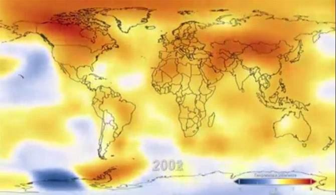 En 25 segundos el mejor argumento de por qué debes preocuparte sobre el calentamiento global 4