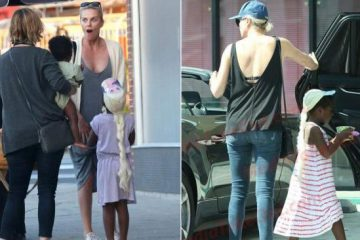 Las hijas de dos famosas incendian la prensa por su forma de vestirlas. ¿Cómo lo harías tú? 8
