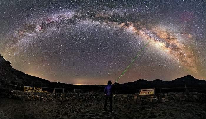3 minutos para descubrir el cielo más espectacular del mundo 1