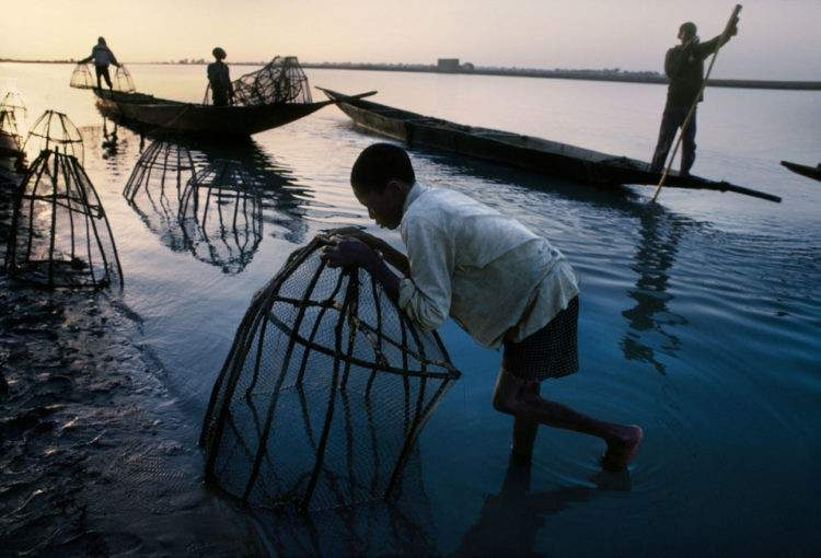 Mali Autor: Steve McCurry