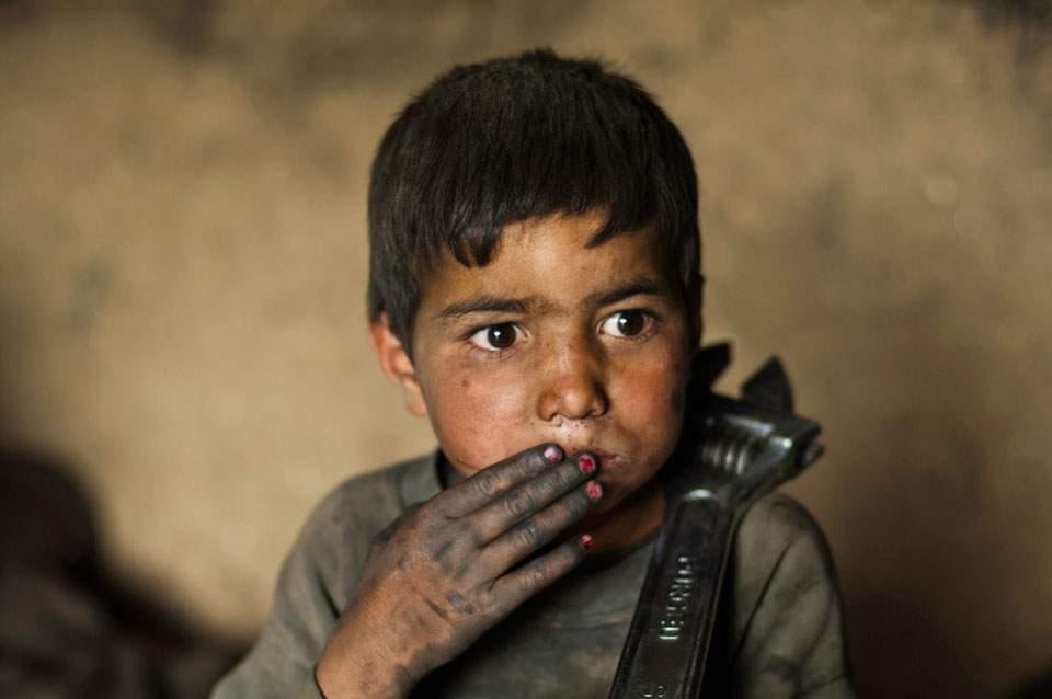 Afganistán Autor: Steve McCurry