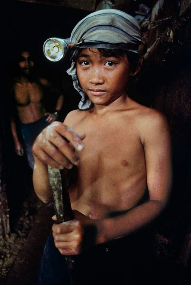 Filipinas Autor: Steve McCurry