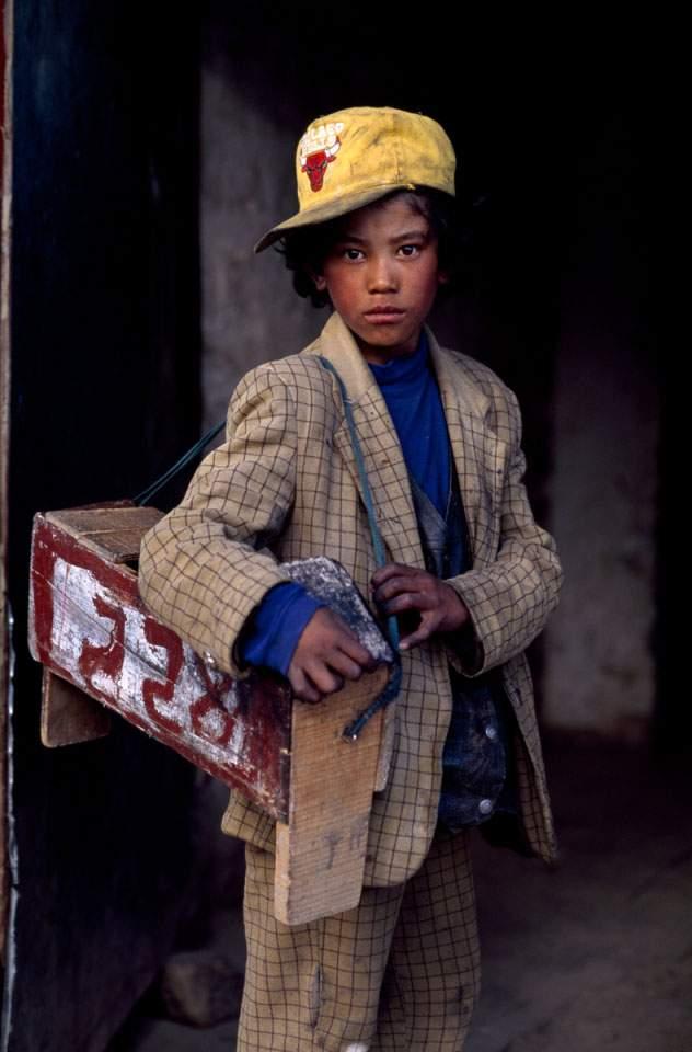 Tibet Autor: Steve McCurry