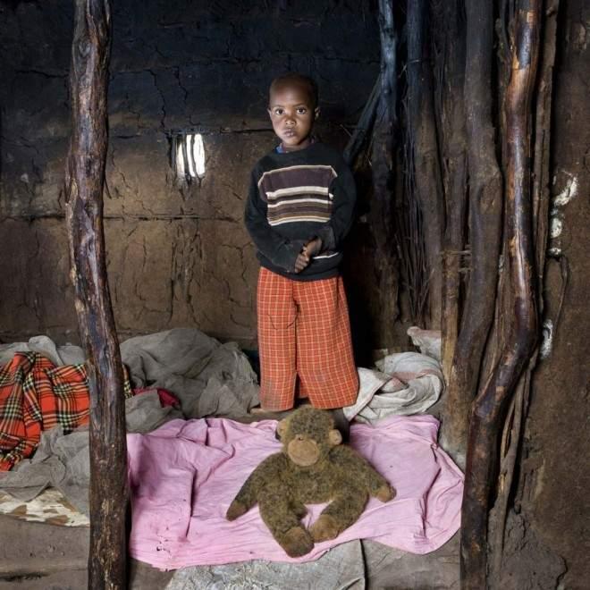 Tangawizi, Kenia