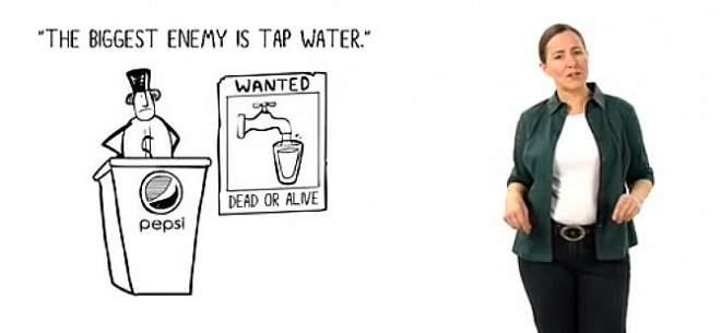 La verdad del agua embotellada: así tiene lugar el robo mundial del agua 2