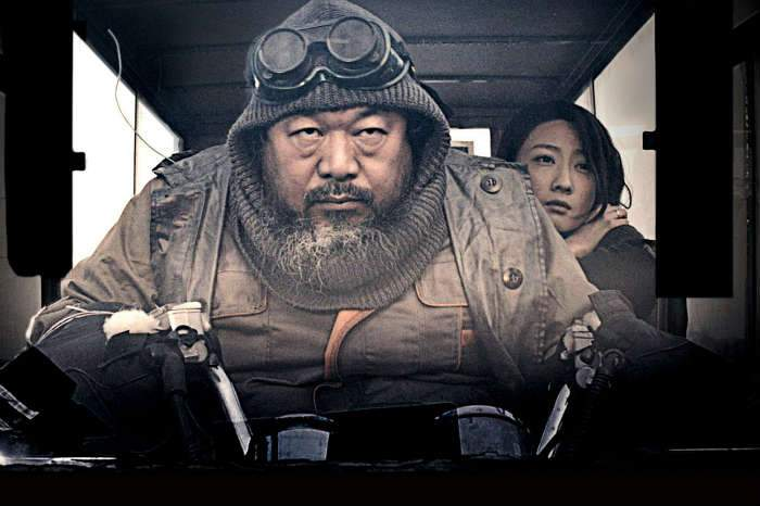 The Sand Storm: la película secreta de Ai Weiwei de ciencia ficción distópica 1