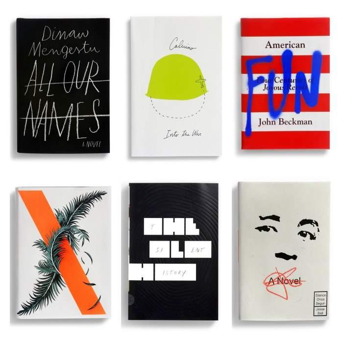 Las 10 mejores portadas de libros ¡Pura inspiración! 12