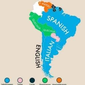 Sorpréndete al descubrir cuál es la segunda lengua más hablada en cada país 5