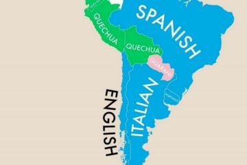 Sorpréndete al descubrir cuál es la segunda lengua más hablada en cada país 10