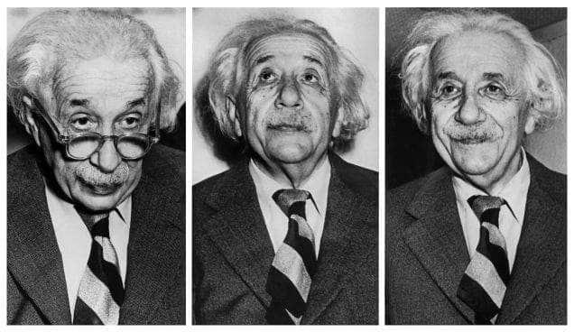 La curiosa historia detrás la foto más famosa de Albert Einstein 4