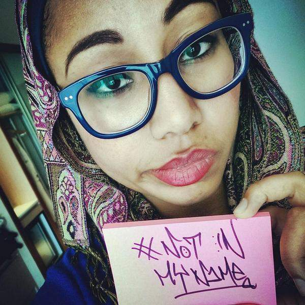 #NotInMyName: el valor de jóvenes musulmanes contra el Estado Islámico 8