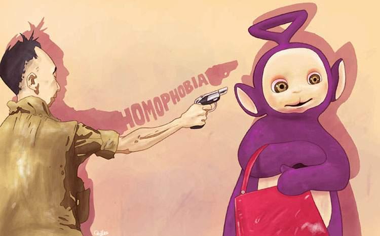gunsmithcat-homofobia