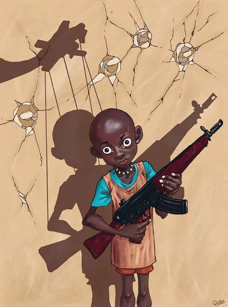 gunsmithcat-niños-soldado
