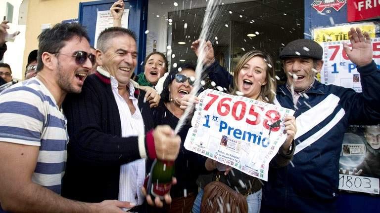 loteria navidad premio 2014