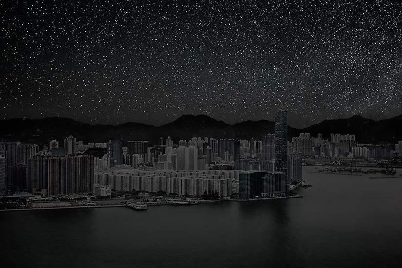Hong Kong, China. Autor: Thierry Cohen