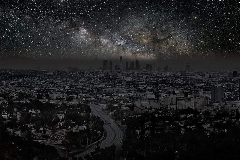 Los Angeles, EUA. Autor: Thierry Cohen