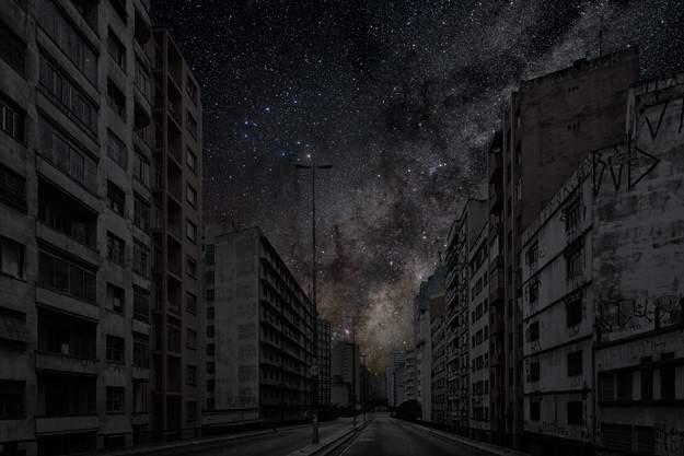 São Paulo, Brasil. Autor: Thierry Cohen