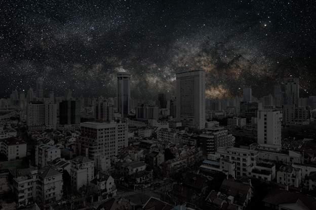 Shanghai China. Autor: Thierry Cohen