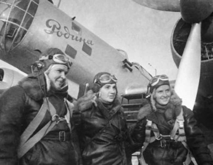«Las brujas de la noche», las aviadoras soviéticas que eran la pesadilla de los nazis 10